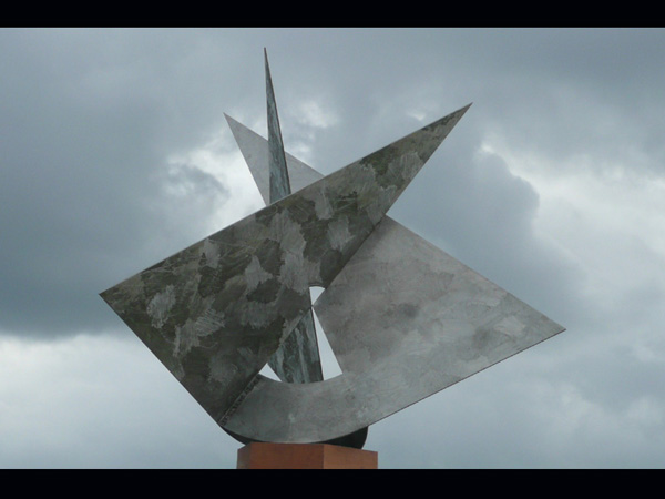 LONGA FAOI SHEOL - ships under sail - Ireland Sculpture